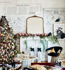 Christmas Home Decorations Pictures Best 25 Eclectic Christmas Decorations Ideas On Pinterest
