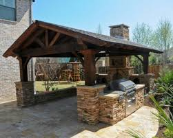 rustic outdoor kitchen designs rustic outdoor kitchen in