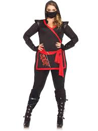 party city halloween ninja costumes feel fierce and by wearing this ninja assassin costume