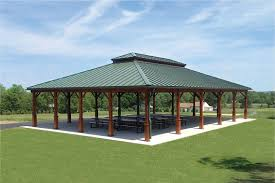 Custom Gazebo Kits by Photo Gallery American Landscape Structures