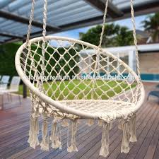 Macrame Hammock Chair Indian Swing Indian Swing Suppliers And Manufacturers At Alibaba Com