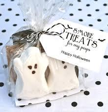 Printable Halloween Bags Smore Treats For My Peeps Bloom Designs