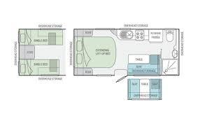 Caravan Floor Plan Layouts Jayco Australia Starcraft Caravan
