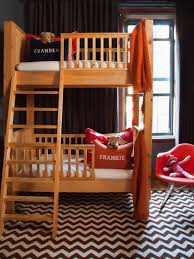 Two Twin Beds In Small Bedroom Small Shared Kids U0027 Room Storage And Decorating Hgtv