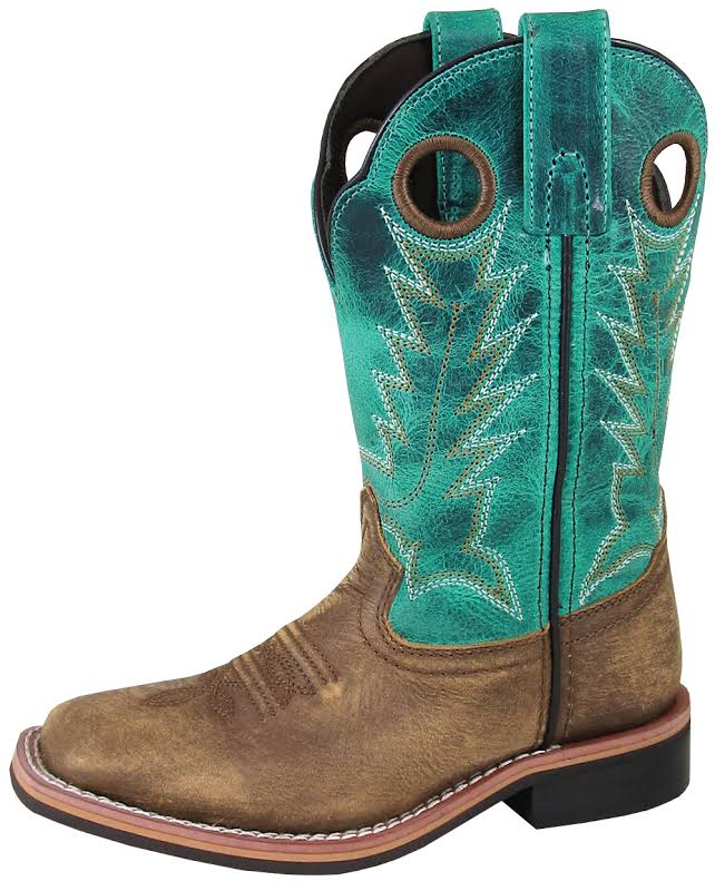 Smoky Mountain Youth Jesse Boots 5.5