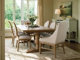 distressed dining room set