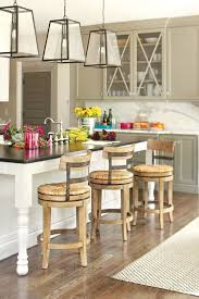 leather polyurethane cross gold hardwood counter height kitchen