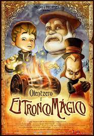 Olentzero y el Tronco Magico (2007)