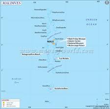 Blank Physical Map Of Russia by Maldives Map Map Of Maldives