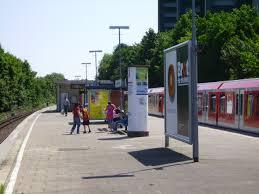 Langenfelde station