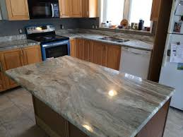 granite countertop kitchen cabinets pull out drawers backsplash