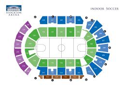 seating charts smg stockton