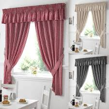 country kitchen curtains of beautify your house with kitchen