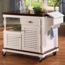 Marble Top Kitchen Island Cart by Rolling Kitchen Island Attach The Butcher Block Top Rolling