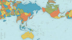 World Map Pinboard by Authagraph World Map True Representation Of The Continents And