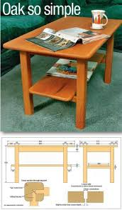 coffee table 101 simple free diy coffee table plans futon