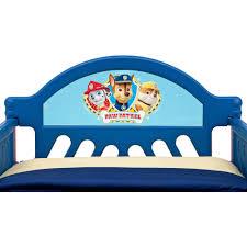 Toddler Beds Nj Delta Children Paw Patrol Plastic Toddler Bed Walmart Com