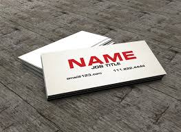 Calling Business Cards The Slim Business Card Calling Card Business Card Templates