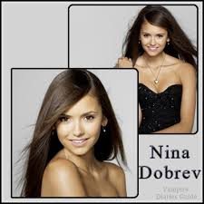 Nina Debrov-Vampire Diaries