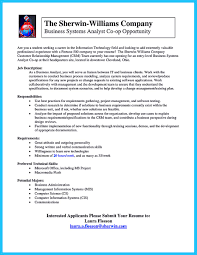 Best Secrets about Creating Effective Business Systems Analyst Resume  Image NameBest Secrets about Creating Effective