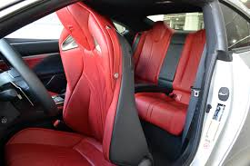 lexus rc red interior 2016 lexus rc f review autoguide com news