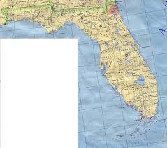 State Map United States by Florida Outline Maps And Map Links