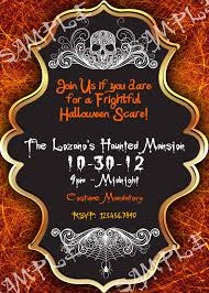 halloween invitations for adults u2013 festival collections