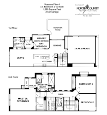 shea home floor plans awesome voscana new homes in carlsbad ca by