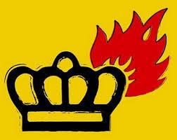 La monarquía está que arde
