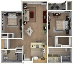 Two Bedroom Apartment Floor Plans Floor Plans Crane U0027s Mill Blog