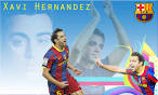 Deviantart More Like Bxavi Hernandez Wallpaper B By Hgm