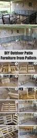 Pallets Patio Furniture - best 25 furniture from pallets ideas on pinterest diy pallet