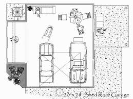 small two car garage plans 5 home decoration