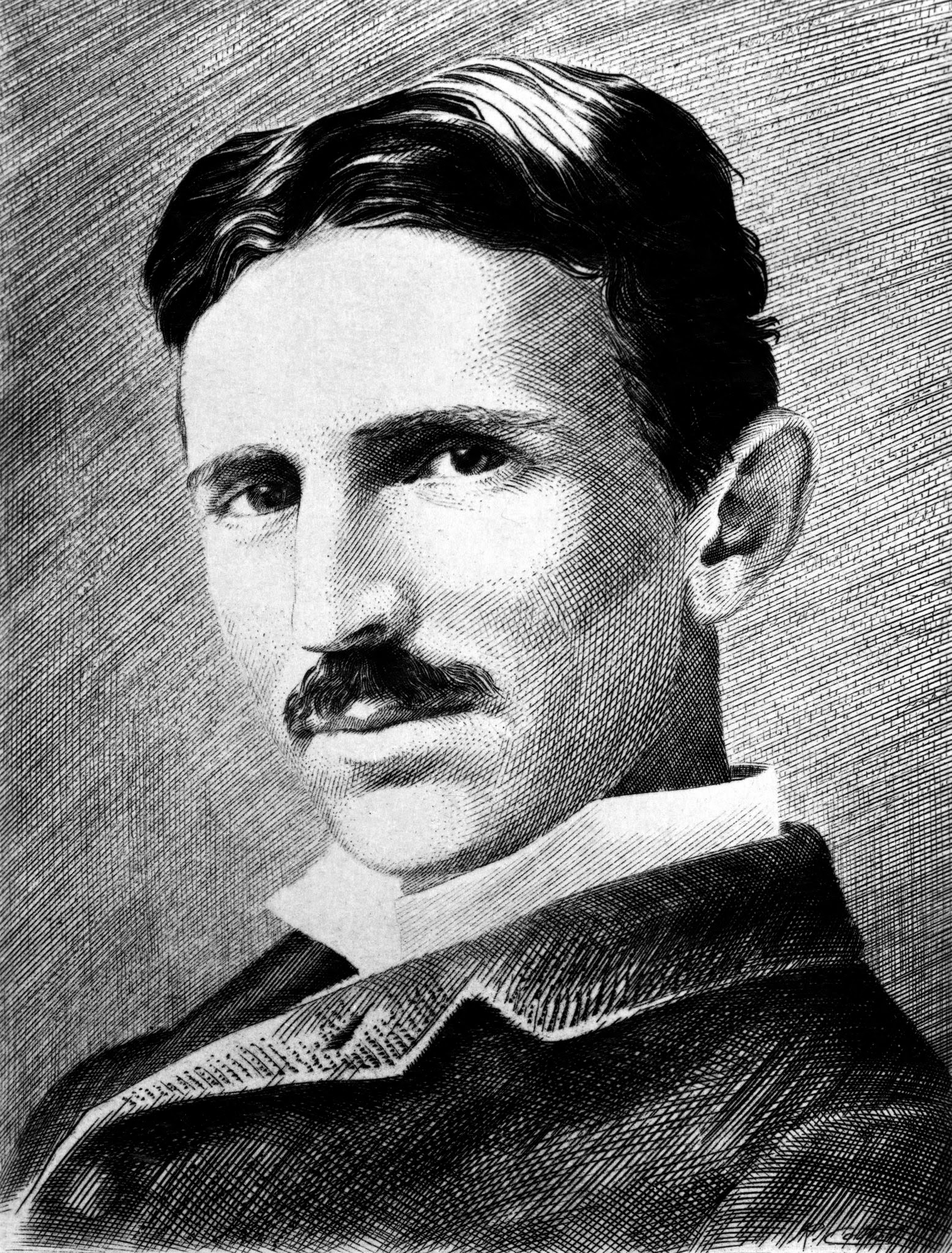 Real-Life Mad Scientists With Peculiar Habits and Mental Disorders - Nikola Tesla