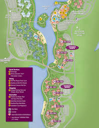 Port Orleans Riverside Map April 2017 Walt Disney World Resort Hotel Maps Photo 26 Of 33