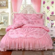 Cheap King Size Bed Sheets Online India Online Get Cheap Pink Romantic Bedding Aliexpress Com Alibaba Group