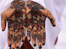 Henna Body Paint and Celebrity Tattoo Hollywood