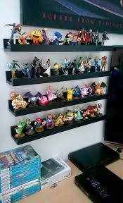 i need more shelves to ikea amiibo