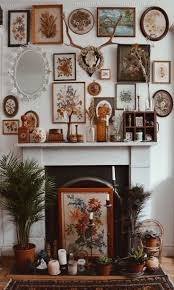 best 25 vintage hippie bedroom ideas on pinterest canopy eclectic frames make for a totally beautiful fireplace hippy homes make us so happy