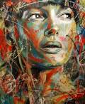Beautiful Brush-Less Portraits (12 pieces) - My Modern Metropolis