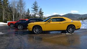 Dodge Challenger Drift Car - 2017 dodge challenger gt all wheel drive driven in the snow and on