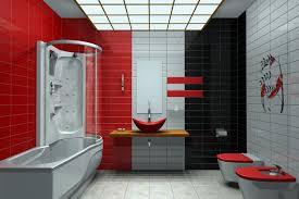 red and black tile bathroom 10 meilleurs schmas de couleur pour