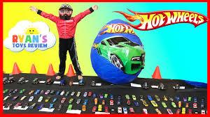 150 cars toys giant egg wheels surprise toys opening disney