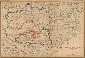 Map Of Virginia Counties And Cities by Southwest Virginia