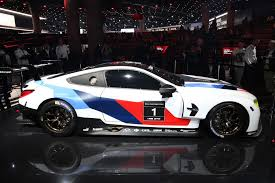 the 8 series brings its a game new bmw m8 gte unveiled by car