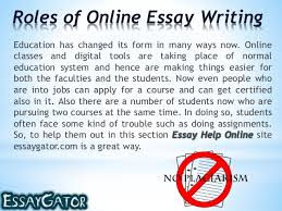 Get help in your essay writing and other assignments from the experts SlideShare Help in Essay Writing     FAMU Online