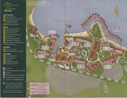 Map Of The Villages Florida by Review Disney U0027s Polynesian Village Resort