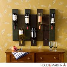 furniture simple wall mounted wine racks with wall pictures for