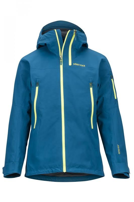 Marmot Freerider Jacket Moroccan Blue Extra Large 74800-3772-XL