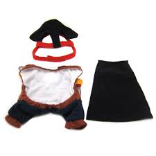 alfie pet apparel by petoga couture jack the pirate for party